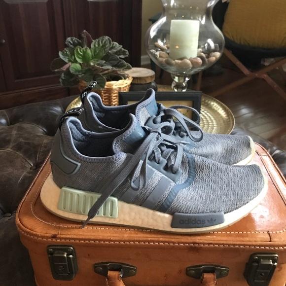 e54b4986332e adidas Shoes - Adidas Boost originals NMD r1 raw steel